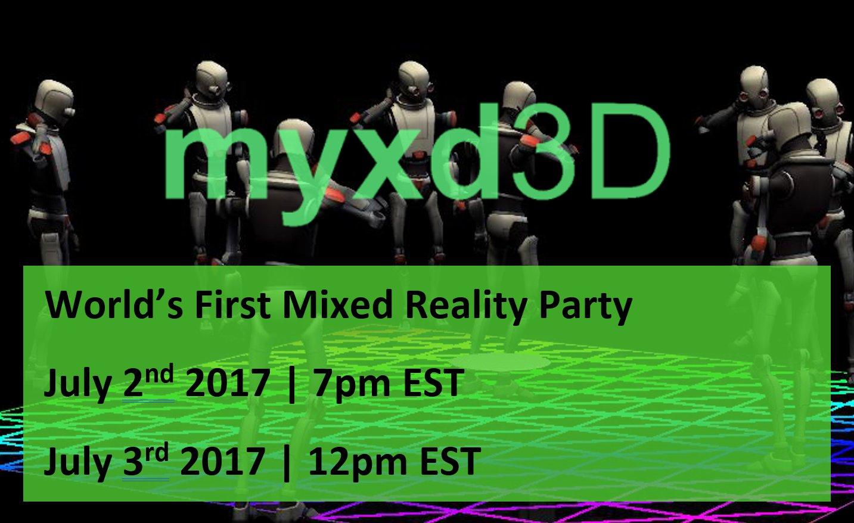 First socialMR hangout announcement